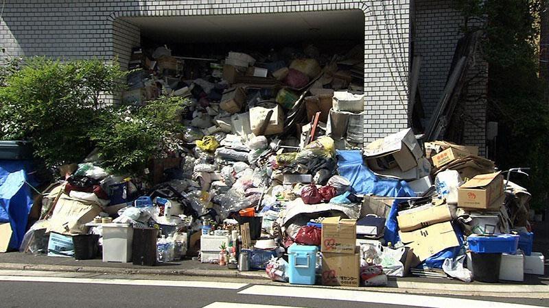 ゴミ屋敷 名古屋